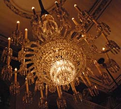 spring 09 chandelier