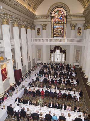 banquet 2009 egyptian hall
