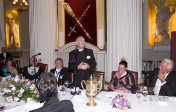 Reverend Canon Roger Royle