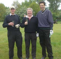 Peter Keens, Master Nick Heal and Peter Simeons