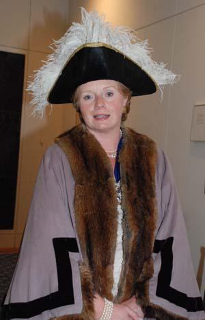 Master Feltmaker, Susan Wood