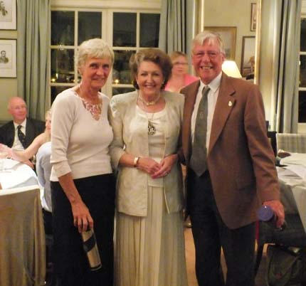 The Master with Margaret Harris and Geoffrey Farr