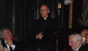 The Very Reverend David Ison