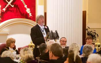 Banquet 2014 Master speech 9085-L