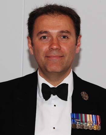 Steve Moorhouse RN
