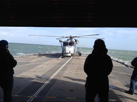 HMS Lancaster Feb 2015 IMG_4020