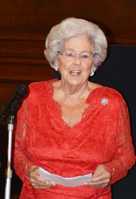 Baroness Boothroyd