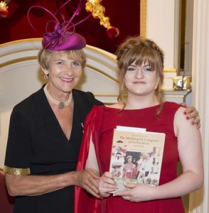 The Lady Mayoress with Melissa Mehrtens