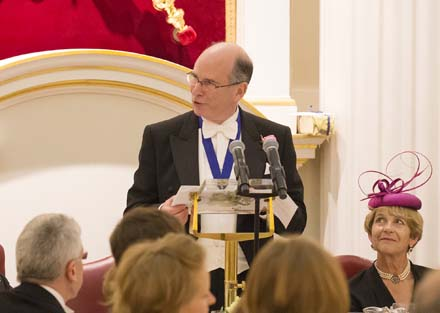 Banquet 2015 Master speaking 8488