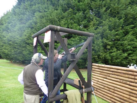 Clay shoot 2015 William P1020381
