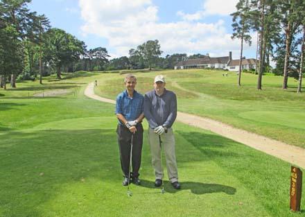 Jeremy Brassington and Mark Batley