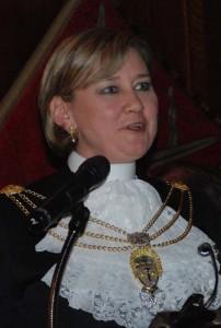 Sheriff Dr. Christine Rigden