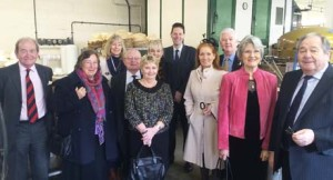 Visit to the Olney Hat Factory