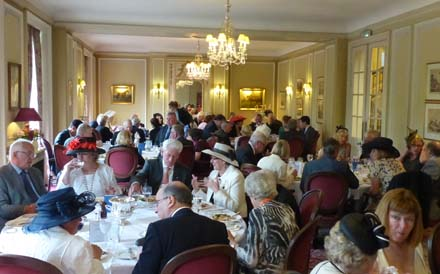 Livery lunch 2016 lunchers overview P1050535